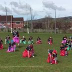 Hawaiian Tropic U13's Haka
