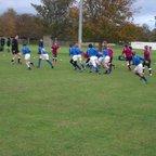 A nice try - Under 11's v Ponteland - 26 Oct 2014