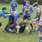 U13s v Leamington 1st March 2015 3 of 6