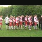 Llangollen Reserves League Cup Winners 2010