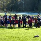 Piranhas Remembrance Sunday 2013