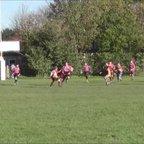 U14s 3rd Try Hampstead