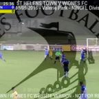 St Helens Town Vs Widnes FC (15.09.16)