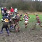 u10 Yarnbury vs Wetherby - Head down and run!