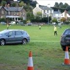 WRFC's excellent car park stewards