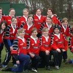 girls team 2010/2011