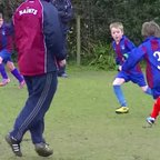 U9 Colts v St Margarets - 13 April 2013 - Harvey C goal