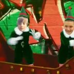 U12 Players in Elf Video at Xmas 2012
