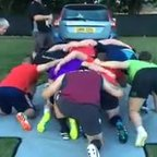 Senior Squad Scrum Machine