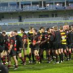 Bristol Combination Cup Final 2012 Tunnel
