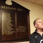 #RWCBedes - James Kington
