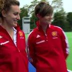 Hockey News Team meet some new England faces