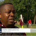 SCRFC on ITV News