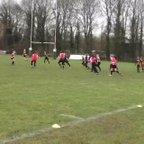 U13 Girls at Malton