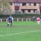 Ilminster Town Reserves Vs Hutton Fc (09-11-13)