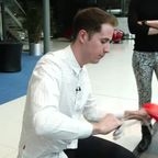 Red Nose Day 2015: Car Red Nose Challenge