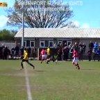 St Helens Town U17s v Southport U17s Wilf Hickson Memorial Cup Final (26/04/2015)