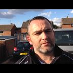16-4-2016 - Halesowen Town v Grantham Town - Grantham Town Assistant Manager Danny Martin