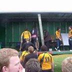 beddau youth B squad finalists