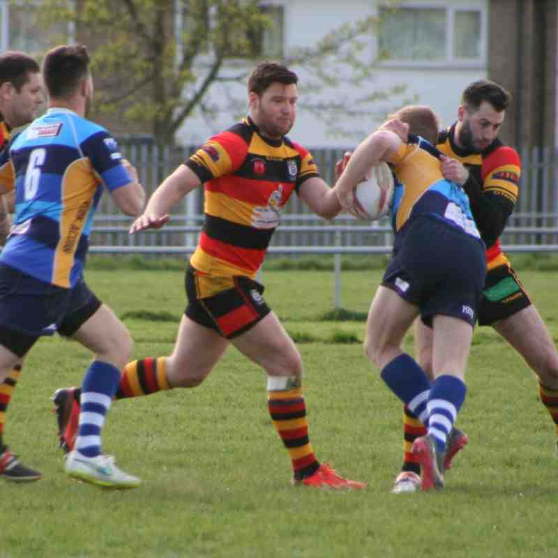 Amateur rugby league results