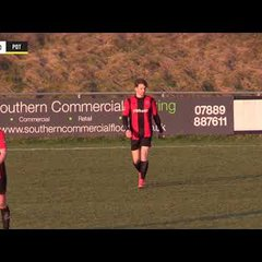 Highlights | Lewes 0-0 Potters Bar Town - 2-2-2019