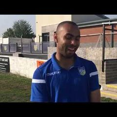 Frickley Athletic 2 v 0 Stocksbridge Park Steels - Jacob Hazel