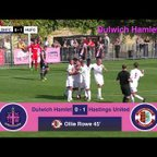 Dulwich Hamlet 3-1 Hastings United, FA Cup First Qualifying Round, 02/09/17 | Match Highlights