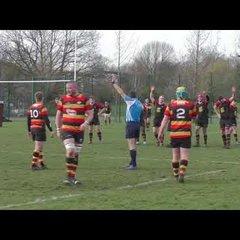 Southwark RFC -  Ashford RFC   9th March 2019