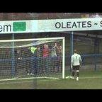 Leek Town FC 1 v 0 Sheffield FC - 12th March 16