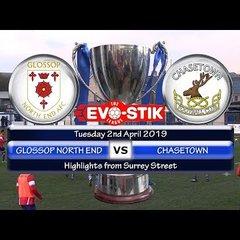 Glossop North End v Chasetown 02/04/19