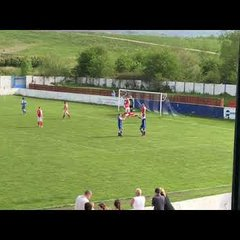 Frickley Athletic 2 vs 0 Stocksbridge Park Steels - Goals