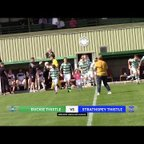 Buckie Thistle vs Strathspey Thistle | Highlights | Breedon Highland League | 3 August 2019