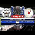 Mossley v Glossop North End 22/04/19