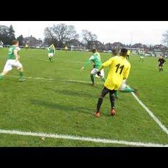 Brocton FC v Heather St Johns 05-01-19