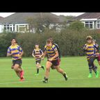 2017 09 17 Warlingham U16XV  v Old Ruts