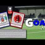 GOAL Grays Athletic v Bedfont Sport FA Trophy