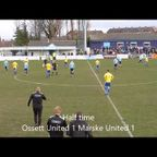 Highlights Ossett United v Marske United 07.03.2020