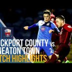 Stockport County Vs Nuneaton Town - Match Highlights - 20.02.2018