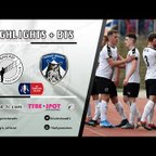 HIGHLIGHTS x BEHIND THE SCENES: Gateshead 1-2 Oldham Athletic (10/11/19)