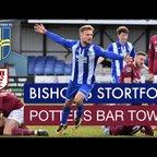 Bishops Stortford v Potters Bar Town 02-03-2019
