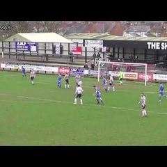 Stafford Rangers vs Marine FC Match Highlights 3/03/2019
