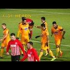 20180213 - Basford United v Teversal FC : Notts FA Senior Cup S/Final