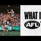 This is Aussie Rules!