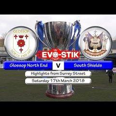Glossop North End v South Shields 17/03/18