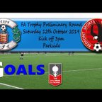 Goals Grays Ath V Bedfont Sport FC FA Trophy