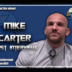 PLAYER INTERVIEW: Mike Carter