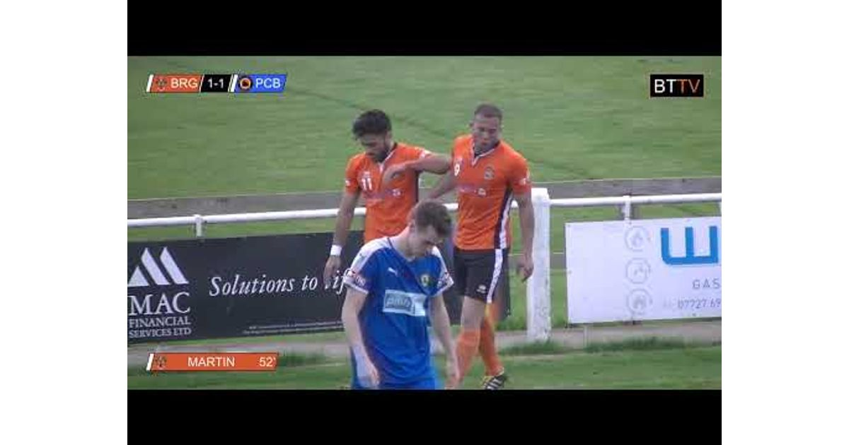 21/04/18 - Brighouse Town 2-1 Prescot Cables - Videos