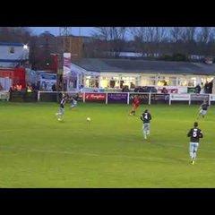 Banbury United 1 St Neots Town 1 - 18 Nov 2017 - Match Highlights