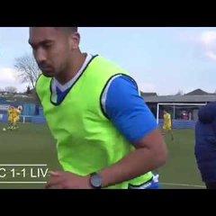 Eccleshill United vs Liversedge Match Highlights