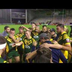 Stuart Middleton Warrington Cup Final 2018